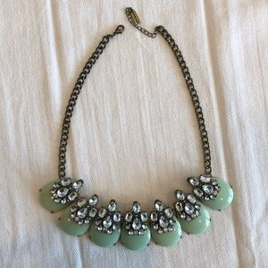 BaubleBar Statement Necklace - Turquoise
